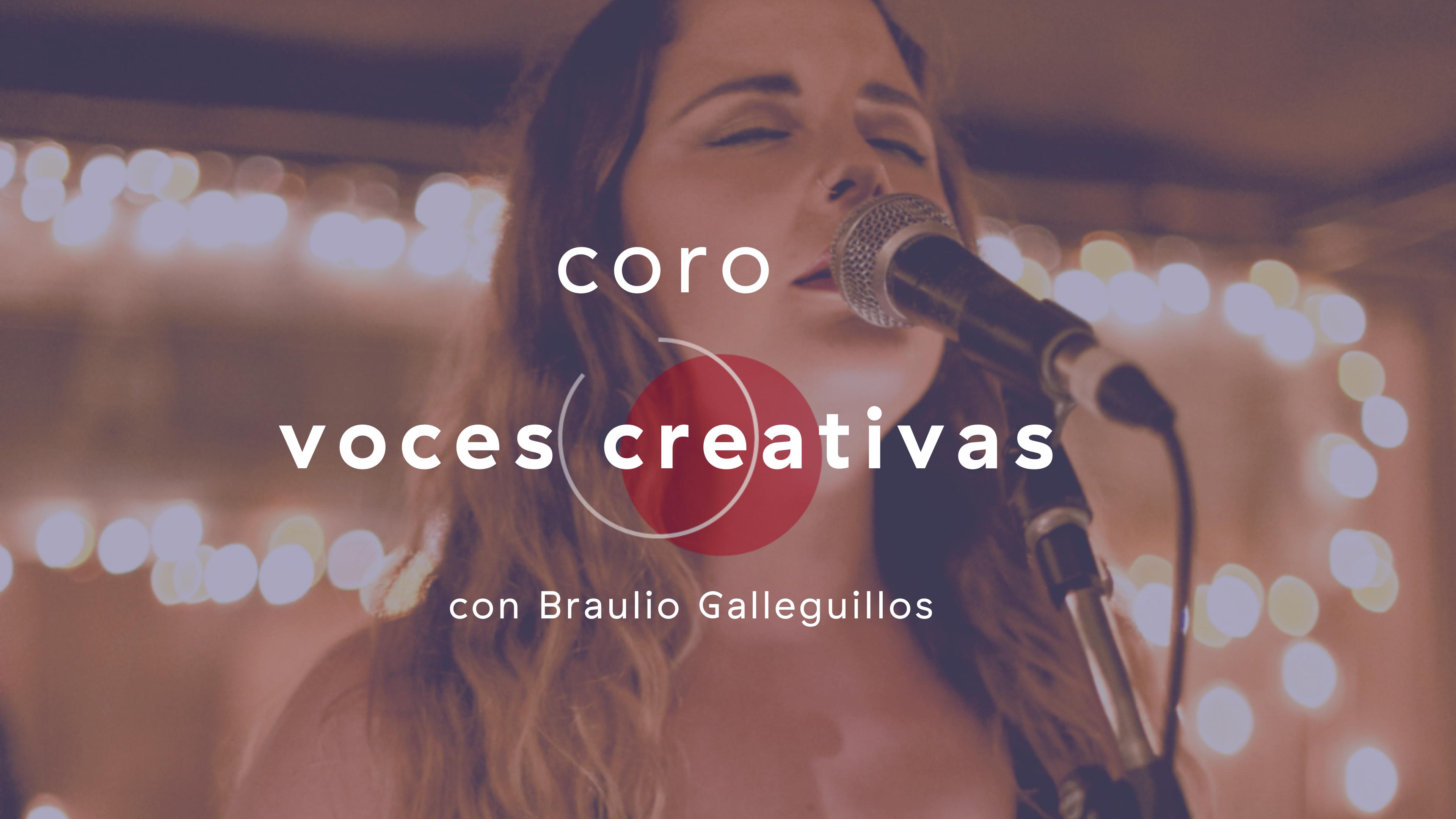prueba de acceso coro voces creativas