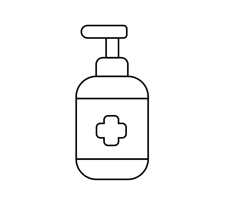 Higiene y mascarilla