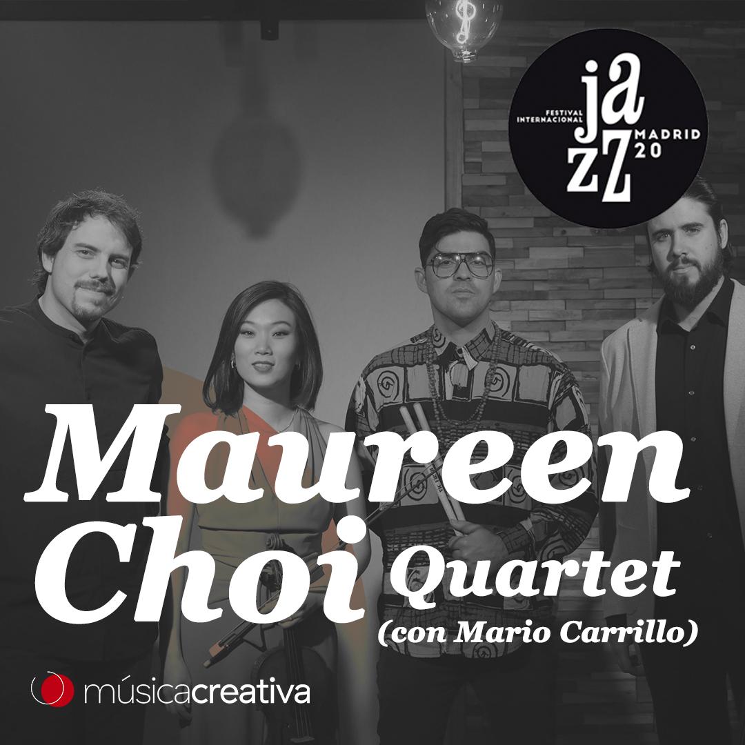 Maureen Choi Quartet en JAZZMADRID