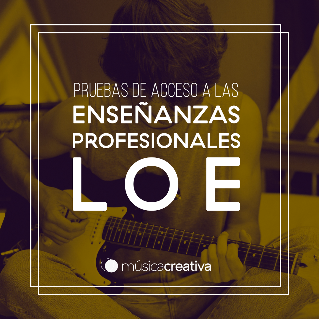Pruebas de Acceso Enseñanzas Profesionales LOE